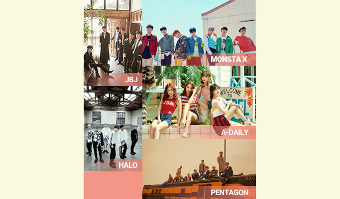 2017 Anyang Cheer Up for You Concert Ticket (Dec 9)