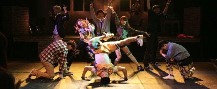 World's Best B-Boying Performance 'Kung Festival'
