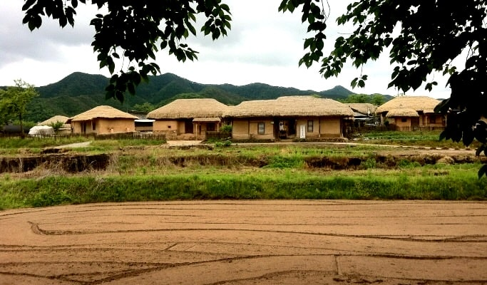 Andong Hahoe Folk Village 1 Day Private Tour