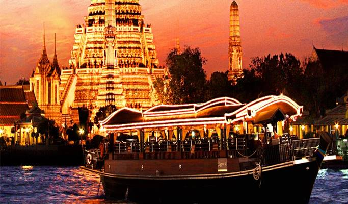 Apsara Dinner Cruise
