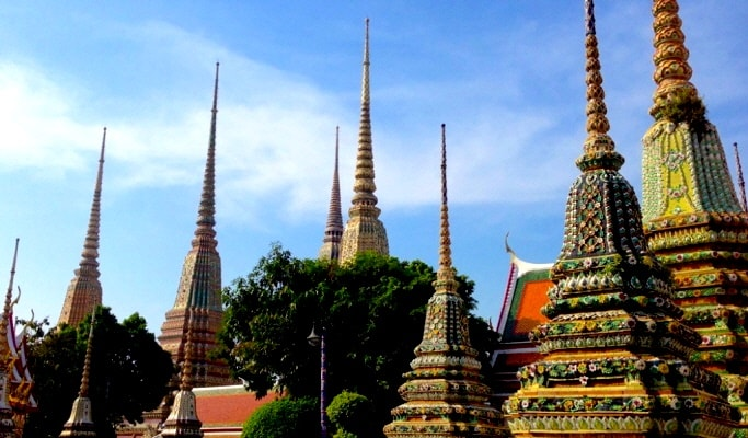 Bangkok Temple Tour (Half day)