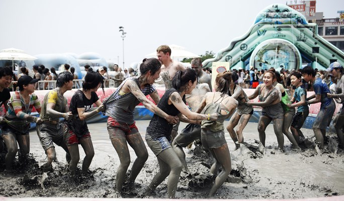 Boryeong Mud Festival 1 Day Shuttle Bus from Busan (July 21~30)