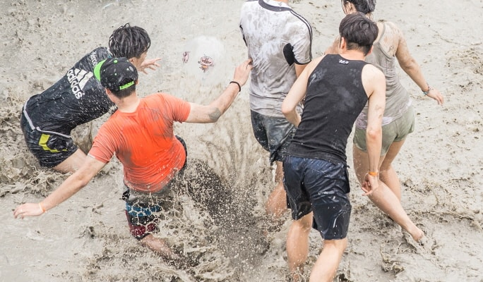 Boryeong Mud Festival 2017 1 Day Shuttle Package (July 21~30)