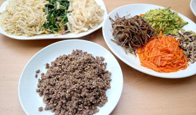 Korean Cooking Class in Bukchon Hanok Village