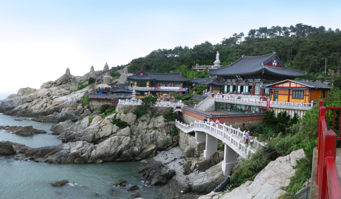 Seoul to Busan 2D1N Free & Easy Tour Package
