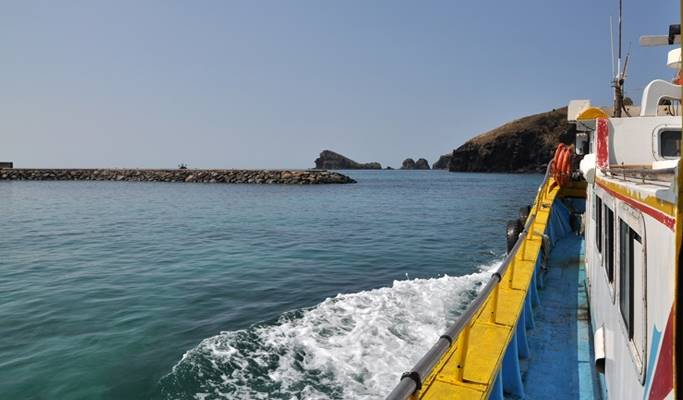 Deep Sea Boat Fishing in Jeju Island's Chagwido