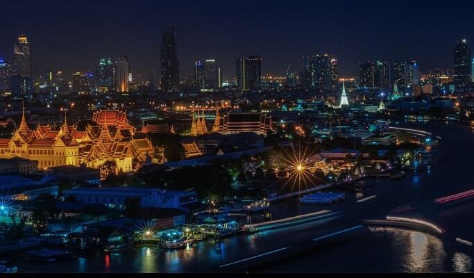 Wan Fah Dinner Cruise Bangkok