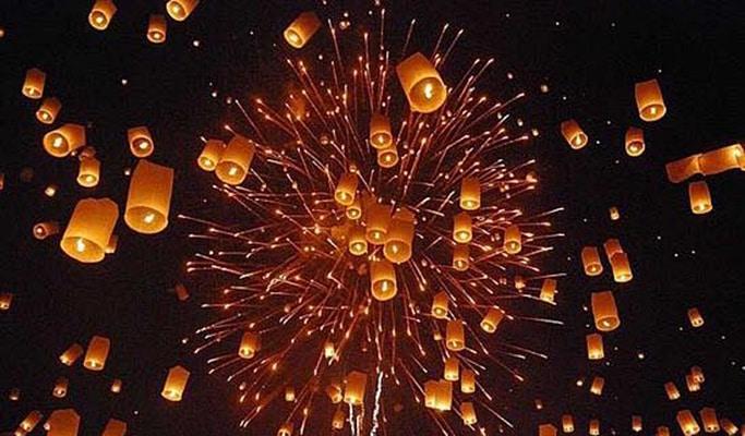 Chiang Mai New Year Countdown CAD Lantern Festival 2019 Transfer Package  (Dec 31)