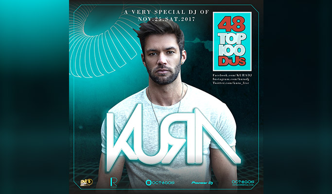 6th Anniversary Party at Club Octagon: DJ KURA