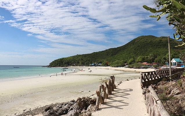 Pattaya Coral Island 1 Day Tour