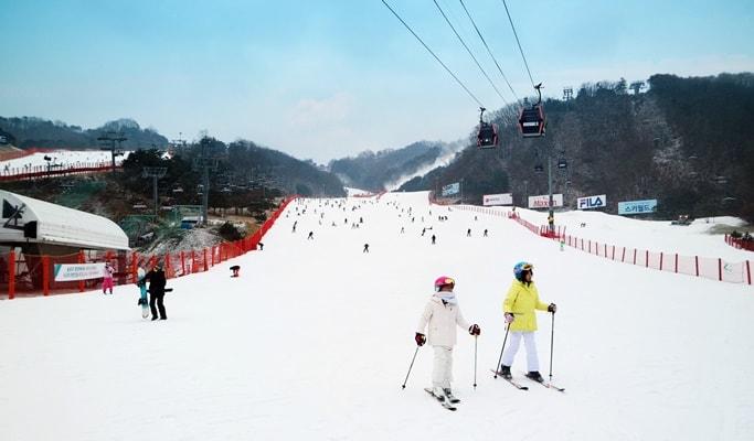 2D1N Ski/Snowboard Tour: Vivaldi Park
