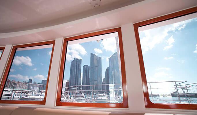 Busan Diamond Bay Cruise