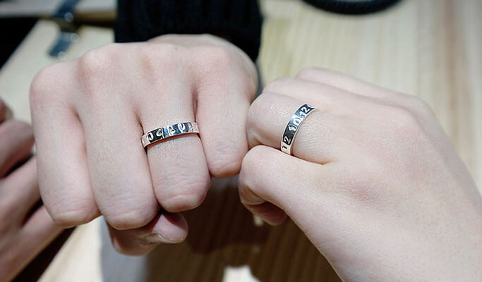 Make Your Own Custom Ring In Hongdae