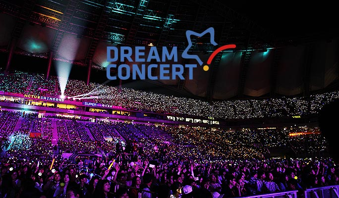 Dream Concert 2018 Ticket (May 12)