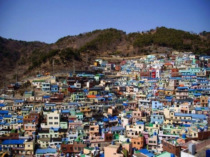 KShuttle Korea Tour Package Outside Seoul Eastern Korea ND - Korea tour