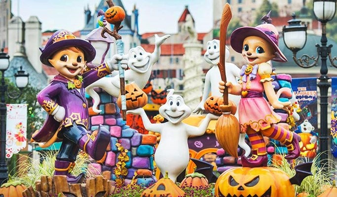 Everland Full Day Package