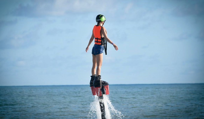 Flyboard Koh Samui - Trazy, Your Travel Shop for Asia