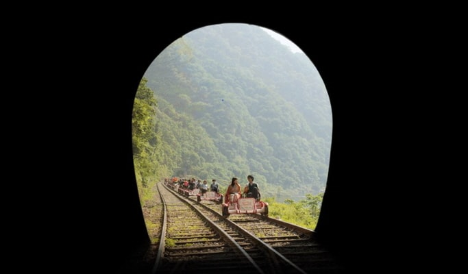 Gangchon Rail Park- Rail Bike Ticket