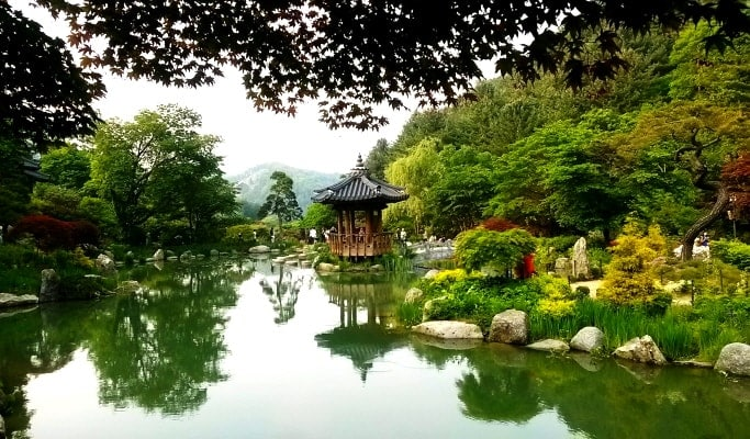 Spring Special: Nami Island and Garden of Morning Calm Spring Flower Festival (April 15 ~ May 31)