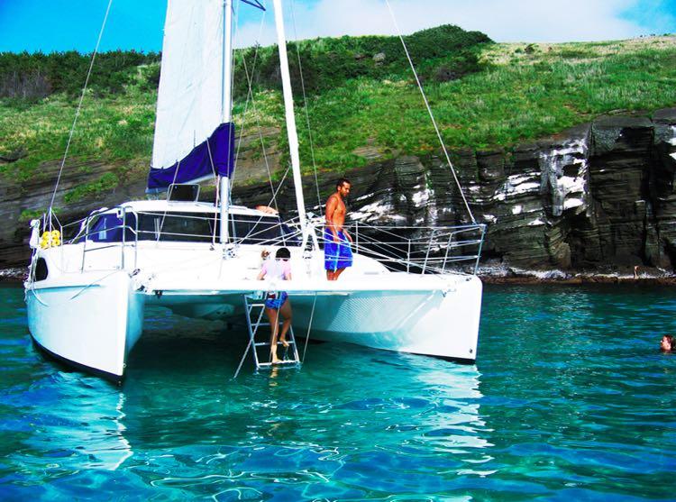Chagwido Glass Yacht in Jeju Island