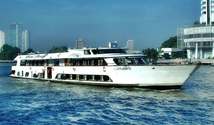Ayutthaya Tour by Grand Pearl Cruise from Bangkok (+Lunch Buffet)