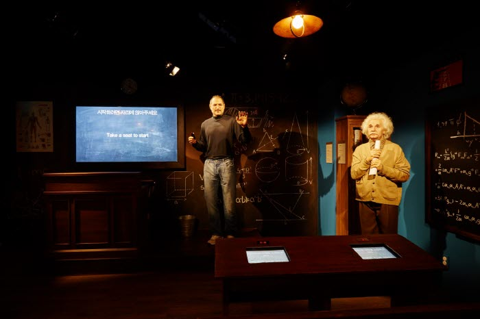 Grevin Wax Museum Seoul Discount Ticket