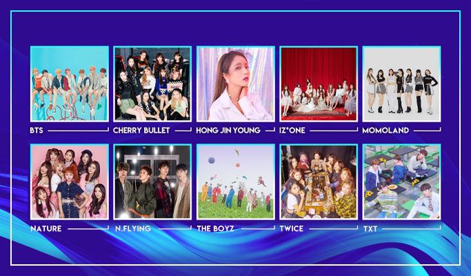 Gwangju SBS Inkigayo Super Concert 1 Day / 2D1N Tour - from Seoul (Apr  28~29)