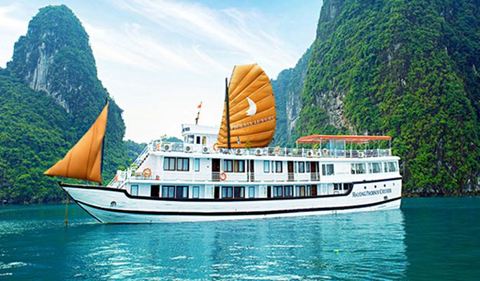 2d1n 3d2n Halong Bay Cruise Tour From Hanoi Trazy Your Travel Shop For Asia