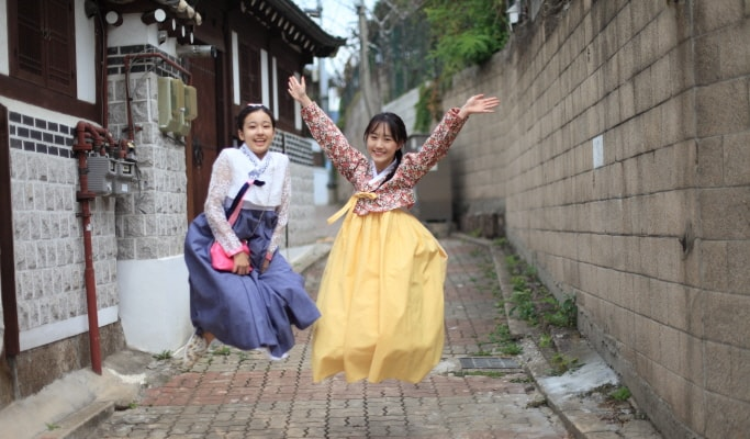 Daily Hanbok Rental in Seoul