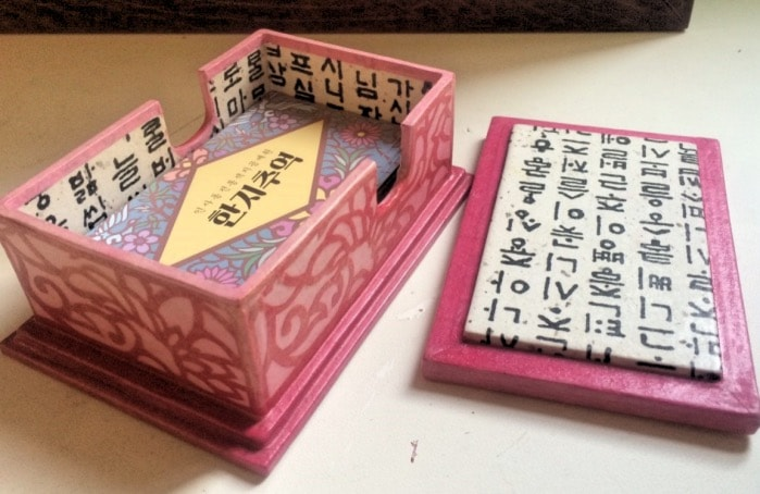 Make a One of a Kind Souvenir with Korean Traditional Paper 'Hanji'
