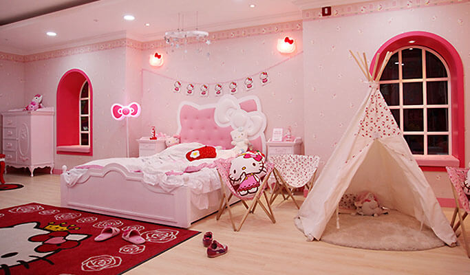 Hello Kitty Island Jeju Discount Ticket