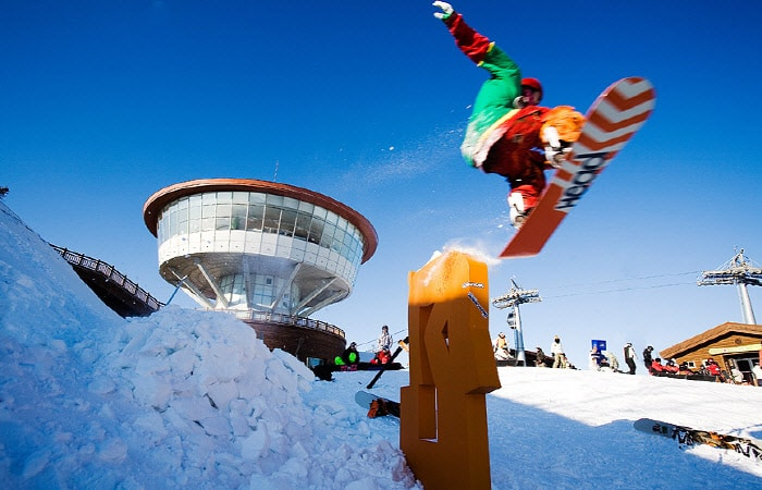2D1N Ski/Snowboard Tour: High1 Ski Resort