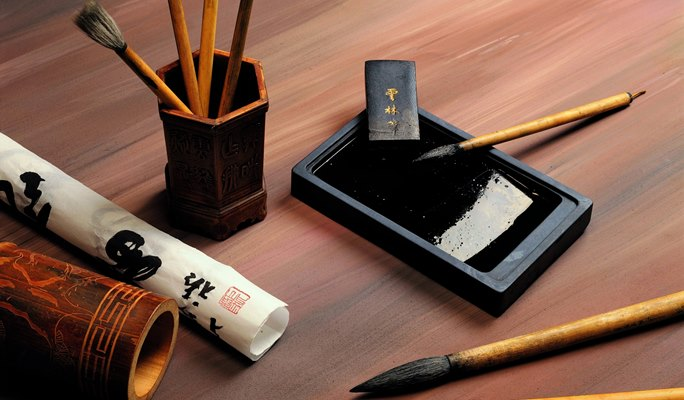 7acd2b04b Traditional Korean Calligraphy Class in Insadong - Trazy, Korea's #1 Travel  Guide