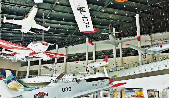 Jeju Aerospace Museum Discount Ticket