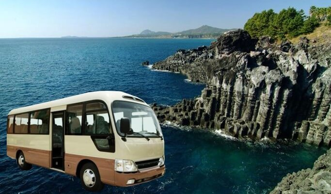 Jeju Private Mini Bus Tour