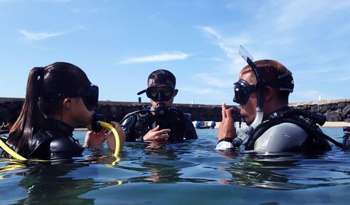 Jeju Discover Scuba Diving Program- Eastern Jeju