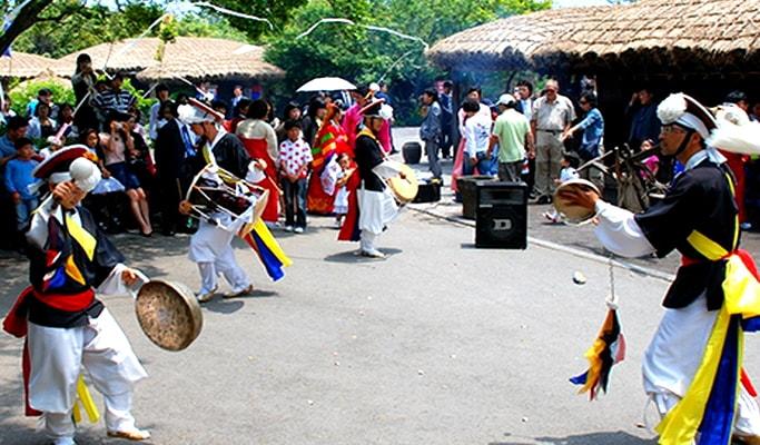Jeju Folk Village Discount Ticket