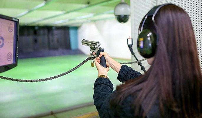 Jeju Shooting Range (Live Bullets/BB Gun)