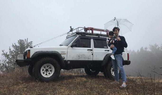 Off Road Ride in Jeju Island