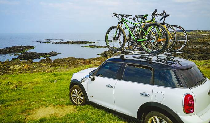 Coastal Road Bike Tour in Jeju
