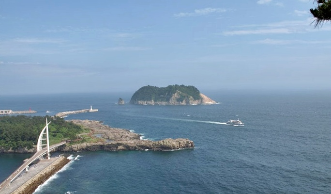 Seogwipo Ferry Cruise in Jeju Island Discount Ticket