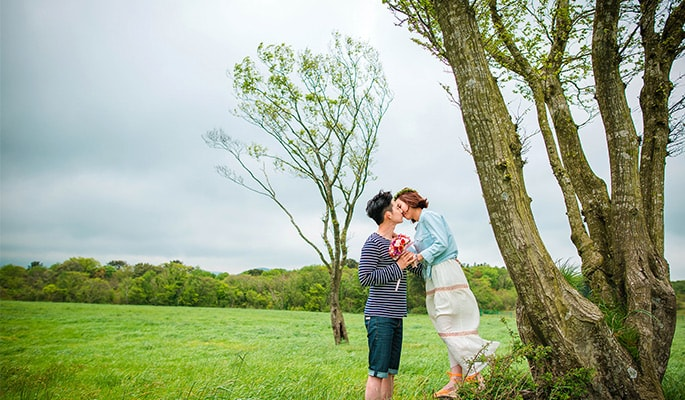 Couple Photo Shooting in Jeju