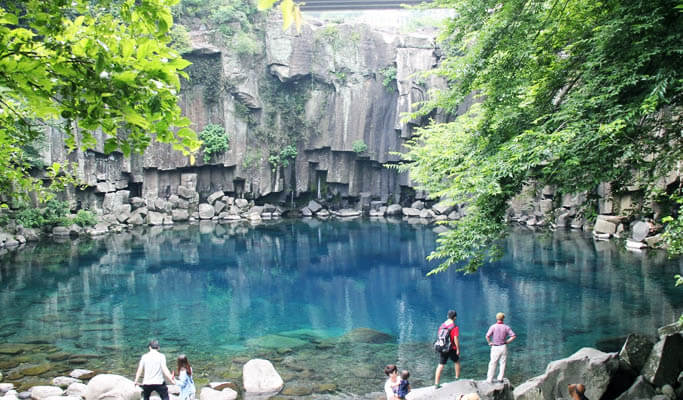 Jeju Tour Package From Busan