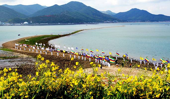 Jindo Sea Parting Festival 2017 One Day Tour (Apr 26 & 29)