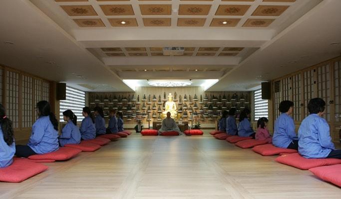 Templestay Korea: Jogyesa Temple