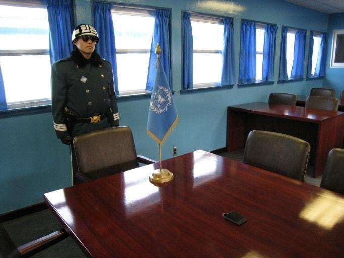 JSA (Joint Security Area) Panmunjom Tour