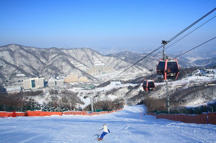Vivaldi Park Ski Resort Transfer (from/to Seoul & Incheon/Gimpo Airport) 24/7