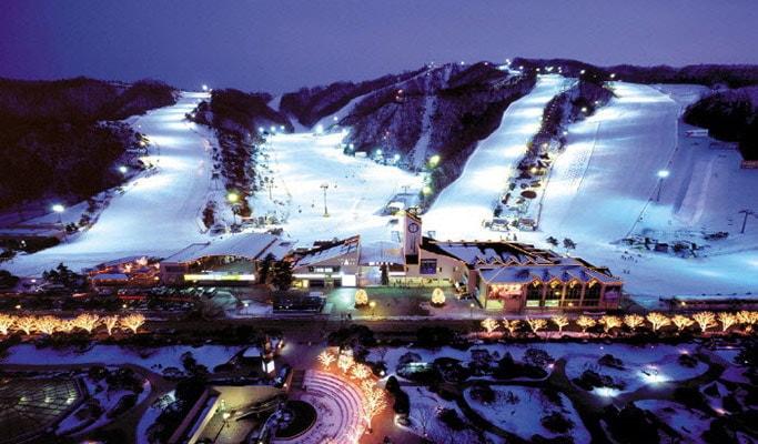 Private Ski/Snowboard Lesson: Vivaldi Park (Lesson Only)