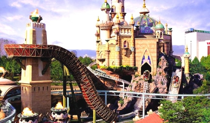Lotte World Discount Ticket