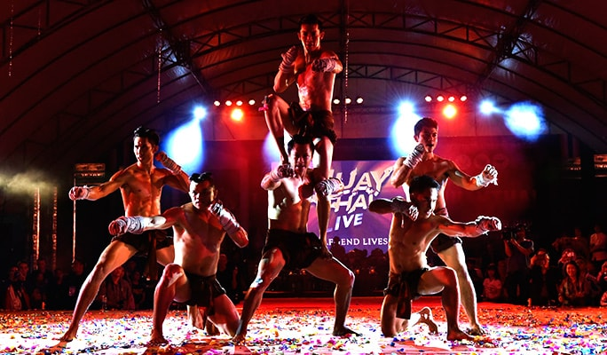 Muay Thai Live - The Legend Lives